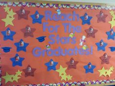 May graduation.  What I want to be when I grow up stars