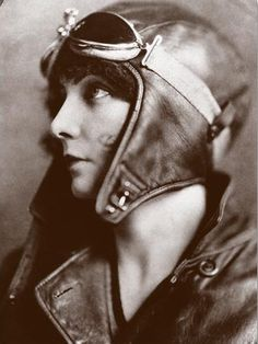 """Pioneer aviatrix Mary """"Mae"""" Haizlip - WP lists her as 7th in: """"The first Women's Air Derby during the 1929 National Air Races, commonly known as the """"Powder Puff Derby"""", was the first official women-only air race in the United States. Nineteen pilots took off from Santa Monica, California, on August 18, 1929 (another left the next day). Fifteen made it to Cleveland, Ohio, nine days later"""""""