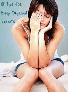 Tips for sleep deprived new moms! I can't even begin to tell you how true this is! Learn more at Twiniversity.com!