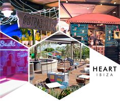 Música, comida e arte se encontram no Heart, hotspot que acaba de abrir as portas em Ibiza. O lugar foi criado pelos chefs Albert e Ferran Adrià e Guy Laliberté, o fundador do Cirque du Soleil, e está localizado no porto ao lado do Gran Hotel Ibiza. A tip é da Sister Mari Cassou.