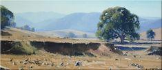 Best Landscaping Art Australian Ideas – Alternative Home Landscape Tattoo, Landscape Art, Landscape Paintings, John Wilson, Wilson Art, Landscaping Around House, Landscaping Trees, Australian Painting, Australian Artists