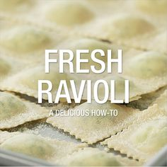 The Martha Stewart Collection, created for Macy's, just made creating homemade ravioli ohso easy! Turn any dinner into something extra special. From pasta roller to mold to cutter, we have what you need. Head to macys.com now to shop all the tools.