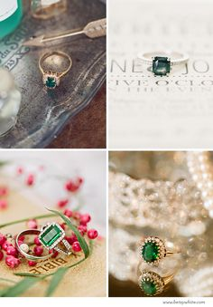 Elegant Emeralds