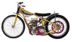 jawa track bike | THE EVOLUTION OF THE SPEEDWAY BIKE