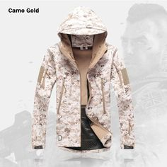 Lurker Shark Skin Soft Shell V4 Outdoors Military Tactical Jacket Men Waterproof Windproof Coat Hunt Camouflage Army Clothing