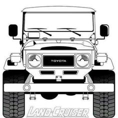 FJ40 Land Cruiser... The Coolest Car of All Time! | CARS ...