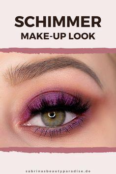 Schimmernder Augen Make Up Look in Lila mit der Totemic Palette von Unicorn Cosmetics. Pressed Pigment Lidschattenpalette im Test. Inklusive Step by Step Schminkanleitung / Tutorial zu diesem Augen Make Up Look, perfekt für grüne Augen. Erfahre mehr! #makeuplook #eyemakeup #augenmakeup #makeuptutorial #tutorial