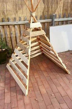 25 Beautiful Outdoor Kids Projects With Recycled Pallets 25 wunderschöne Outdoor-Kinderprojekte mit recycelten Paletten