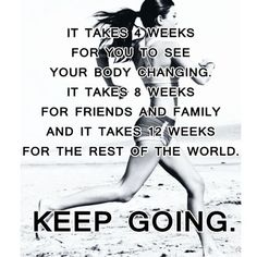 Inspirational Quote from Pinterest - Pinspiration! 22 Images to Get You Moving - Shape Magazine - Page 18