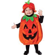 Baby Pumpkin Patch Cutie Pumpkin Costume