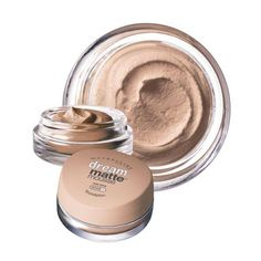 Mousse is liquid makeup with air whipped in, making it lighter and smoother.