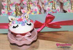 Cupcake unicornio