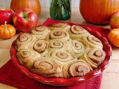 Best Ever Apple Cobbler {gluten free option}