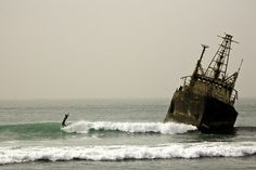Shipwreck rights.....
