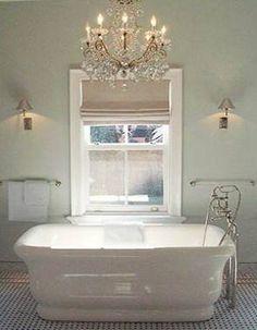 I wanna take a bath in here!!