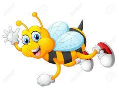 bijen cartoon - Google Search