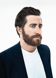 Jake Gyllenhaal photographed by David Slijper for Esquire Gorgeous Body, Gorgeous Men, Guy Haircuts Long, Christian Bale, Jake Gyllenhaal, Long Hair Cuts, Bearded Men, Celebrity Crush, Actors & Actresses