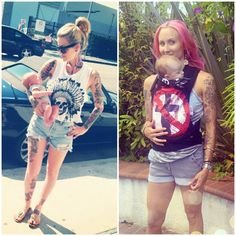 Punk moms!
