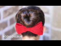 Valentines day is comming up u can get this super cut lovebun at cute girls hairstyles on you tube go check Mindys channel xx.    Ps I will be whereing it on valentines day x