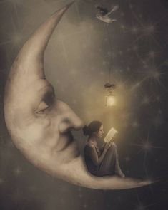 Perfect reading....even in my dreams!!