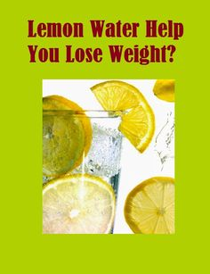 """How Does Lemon Juice Help #WeightLoss? It's amazing how a simple fruit like a lemon can be so effective in helping the body regulate its #metabolism and sugar absorption, in a manner that helps you lose extra weight. The secret lies in the """"acidity"""" content in a lemon. Lemons are rich in citric acid, so when you take a glass of lemon juice in plain warm water first thing in the morning..  http://slimmingtips.givingtoyou.com/lemon-water-help-lose-weight"""