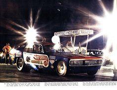 """Tom """"Mongoose"""" McEwen Hot Wheels 1971"""