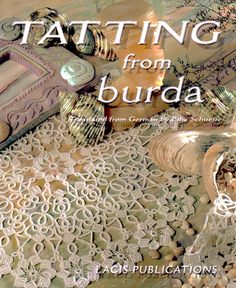 Handy Hands One of the best sources for tatting books!