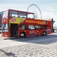 City Sightseeing Liverpool    Plan #yourjourney online at http://ojp.nationalrail.co.uk/service/planjourney/search