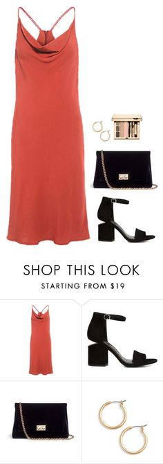 """""""Untitled #1060"""" by h1234l on Polyvore featuring C/MEO COLLECTIVE, Alexander Wang, Rodo and Nordstrom"""