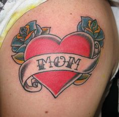MOM - 35  Awesome Heart Tattoo Designs  <3 <3