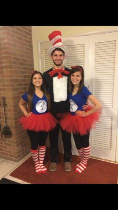 Image result for halloween costumes for 2 girls and 1 guy