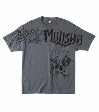 Metal Mulisha Clarify Tee - Charcoal m335s18313 xl