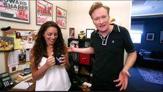 Sona Movesesian, Assistant to Conan O'Brien