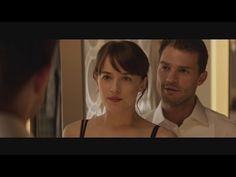 Mr. and Mrs. Grey, Anastacia and Christian. 50 shades freed - YouTube