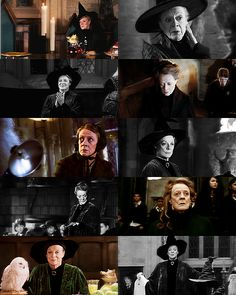 Minerva McGonagall was born on the outskirts of Caithness in the Scottish Highlands, on 4 October, 1935 to Robert McGonagall, a Muggle Presbyterian minister, and his wife, Isobel Ross, a witch. She was the couple's first child, and was named after her mother's grandmother, an immensely talented witch.