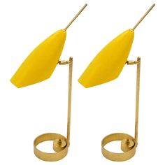 Pair of Italian Table Lamps by Roberto Rida | 1stdibs.com