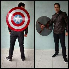 Captain America Shield, Real Life, Diy And Crafts, Superhero, Decoration, Kids, Fictional Characters, Bedroom, Xmas