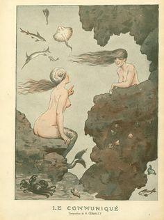 Le Communique by H Gerbault