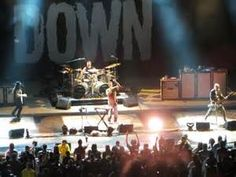 system of a down live 2014