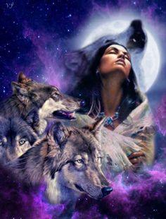 """""""Os lobos saudáveis e as mulheres saudáveis têm certas características psíquicas em comum: percepção aguçada, espírito brincalhão e uma elevada capacidade para a devoção. Os lobos e as mulheres são gregários por natureza, curiosos, dotados de grande resistência e força. Tem experiência em se adaptar a circunstâncias em constante mutação. Têm uma determinação feroz e extrema coragem."""""""