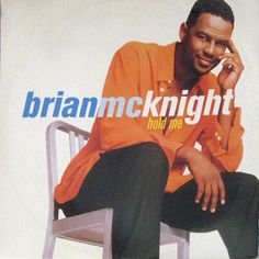 Brian McKnight - Hold Me Vinyl Record Store, Vinyl Records, Brian Mcknight, New Jack Swing, Hold Me, African Americans, Motown, Playlists, Singers