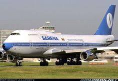 SABENA 747 (Belgian airline, no longer in business)