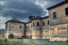 St John's Lunatic Asylum, Bracebridge Heath