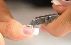 Cómo quitar la cutícula bien, cortar celulas muertas cuticula.   #manicuras #acrylicnails #uñasdemoda