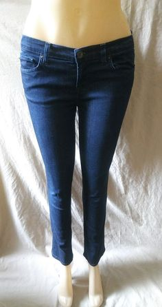 J BRAND Eclipse Skinny Dark Wash Capri Jeans Jeans Womens Size 29 | Clothing, Shoes & Accessories, Women's Clothing, Jeans | eBay!