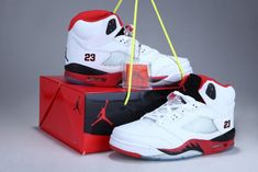 sneakers for cheap 2ec92 b090b Air Jordan V(5) Fire Red-059 Nike Air Jordan 5, Jordan