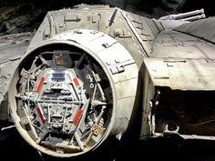 Millennium Falcon vintage model used in filming: 160342 | Flickr