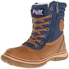 Pajar Women's Leslie Boot, Cognac, 40 EU/9-9.5 M US *** Learn more by visiting the image link.