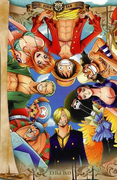 #animeonepiece #friendship #hobby #strawhatpirates