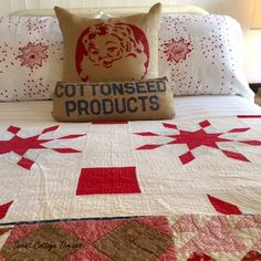 Sweet Cottage Dreams: A Cottage Style Christmas - 2015 Christmas Tree Farm, Christmas 2015, Vintage Christmas, Christmas Decor, Xmas, Holiday, Quilt Block Patterns, Pattern Blocks, Quilt Blocks